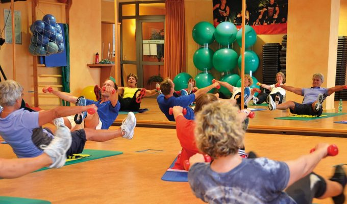 Fitness Gezeitenland Borkum