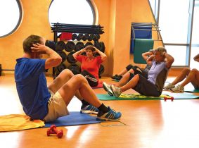 Fitness-Kurs Gezeitenland Borkum