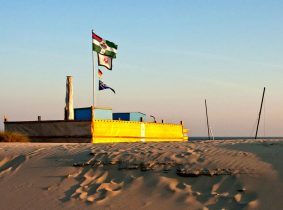 FKK-Strand-Strandsauna Borkum