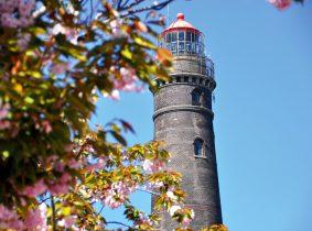 Neuer-Leuchtturm Borkum