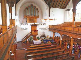 Reformierte Kirche Borkum