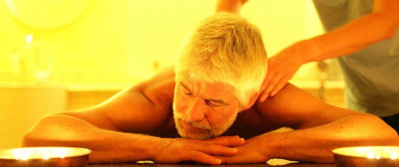 Aromaöl-Massage Gezeitenland Borkum