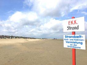 FKK Strand Borkum