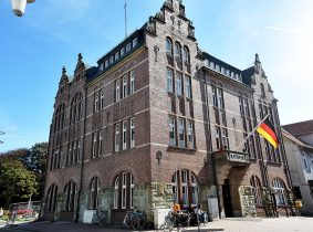 Rathaus Borkum