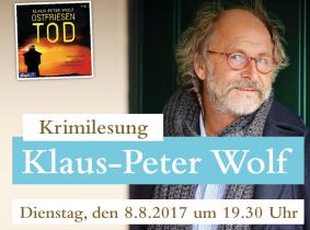 Krimilesung_Klaus-Peter_Wolf