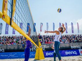Germany : Norderney, White Sands Festival 19/05/2018- Beach Volleyball